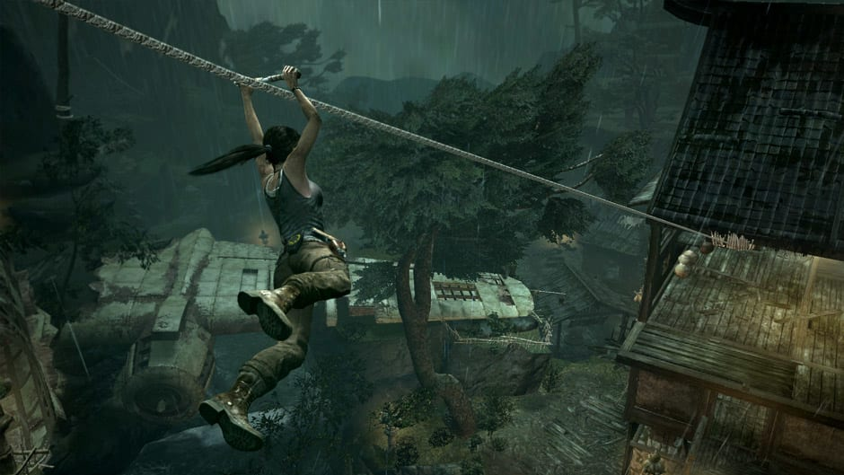 Tomb Raider Screenshot 09
