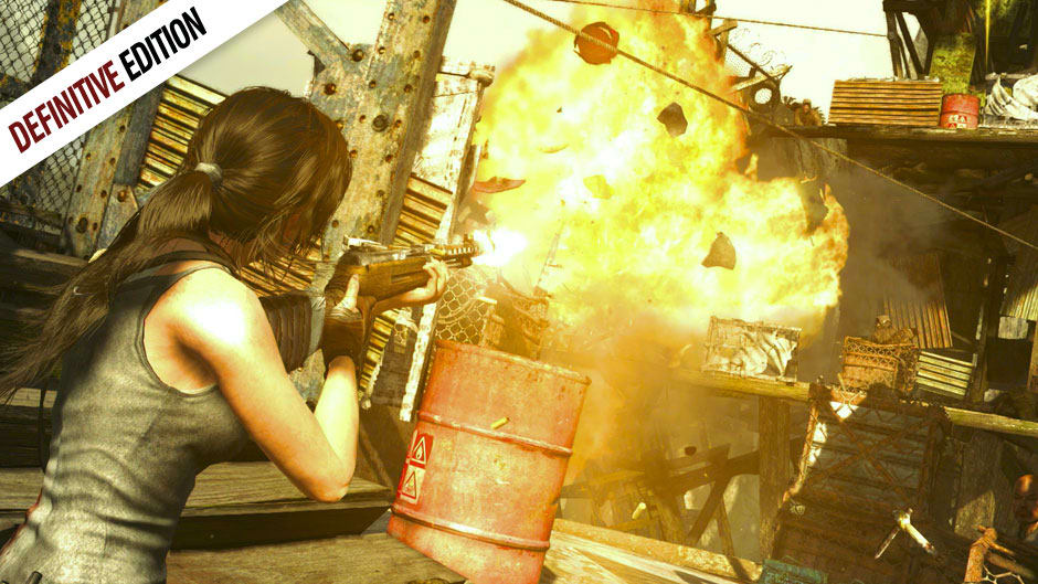 Tomb Raider Screenshot 03