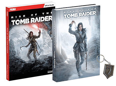 Rise of the Tomb Raider Strategy Guides