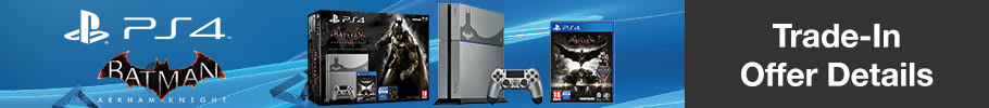 Limited Edition PlayStation 4 Offer - Only at GAME.co.uk