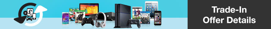 We Buy Your Stuff - Trade-In your Consoles, Games, Phones and Tech