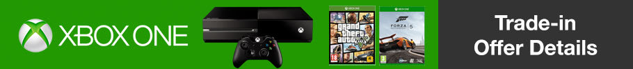 Xbox One + Grand Theft Auto V + Forza 5 Game of The Year only £249.99