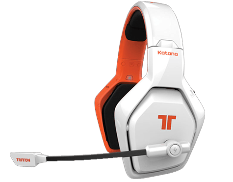 KATANA 7.1 HD WIRELESS HEADSET