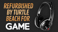 Refurbished by Turtle Beach for GAME