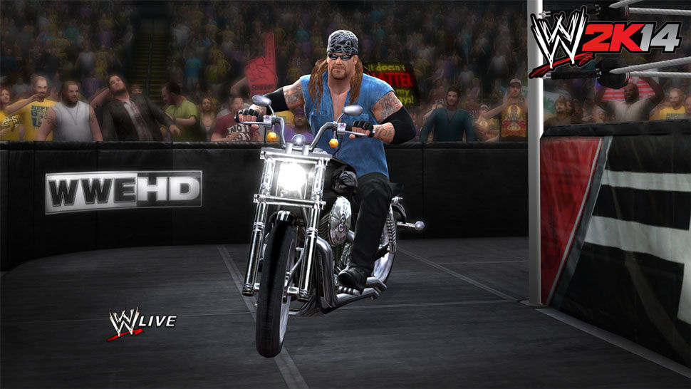 WWE 2K14 Screenshot 01