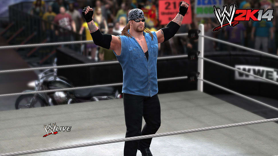 WWE 2K14 Screenshot 03