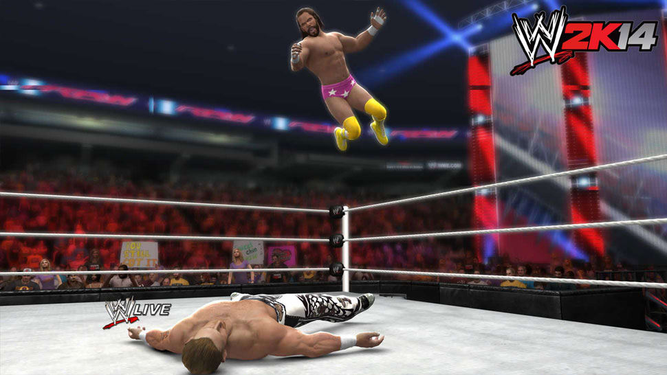 WWE 2K14 Screenshot 04