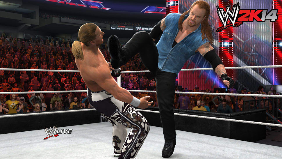 WWE 2K14 Screenshot 05