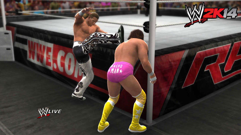 WWE 2K14 Screenshot 06