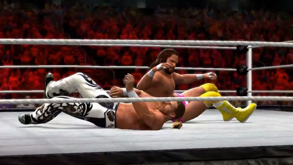 WWE 2K14 Screenshot 07