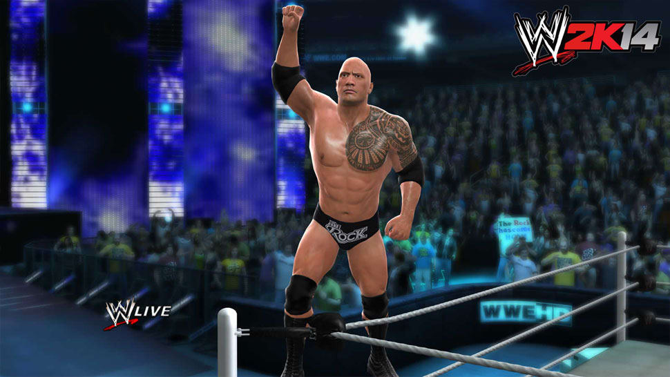 WWE 2K14 Screenshot 09