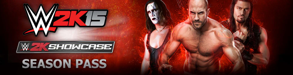 WWE 2K15 Season Pass
