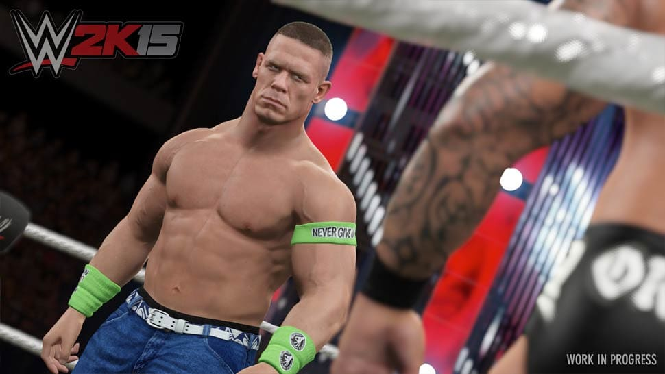 WWE 2K15 Screenshot 01