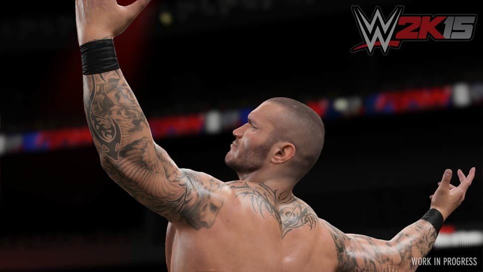 WWE 2K15 Screenshot 03
