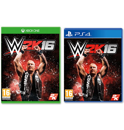 GAME - WWE 2K16