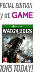 Watch Dogs GAME Exclusive Special Edition (Xbox One)