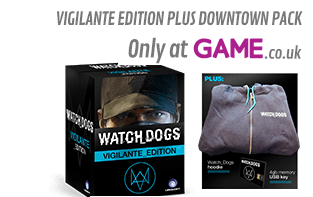 Watch Dogs Premium Vigilante Edition