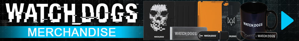 Watch Dogs: Merchandise