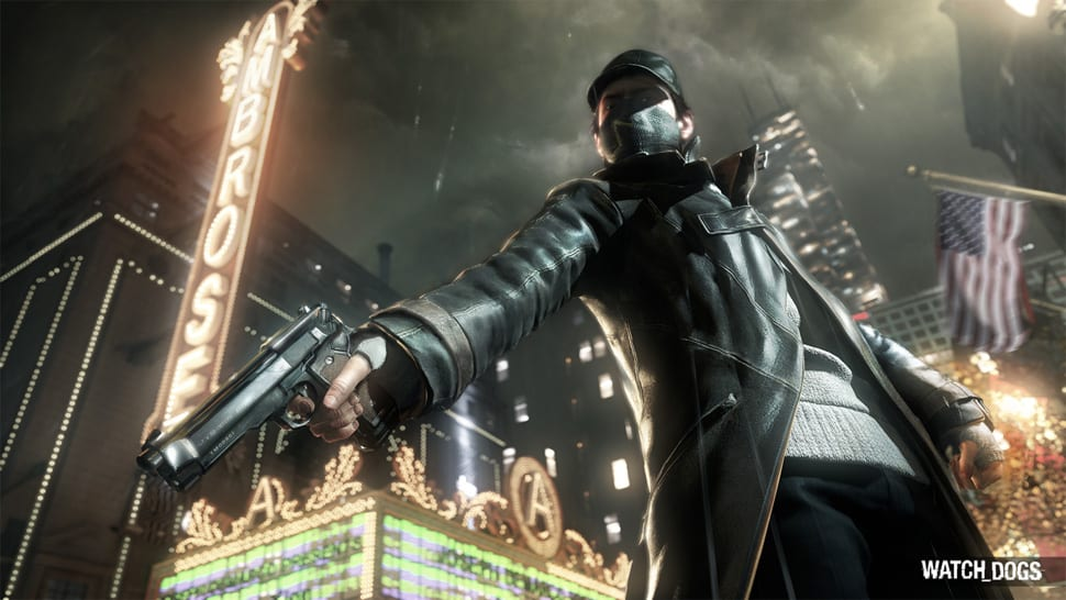 Watch Dogs Screenshot 01