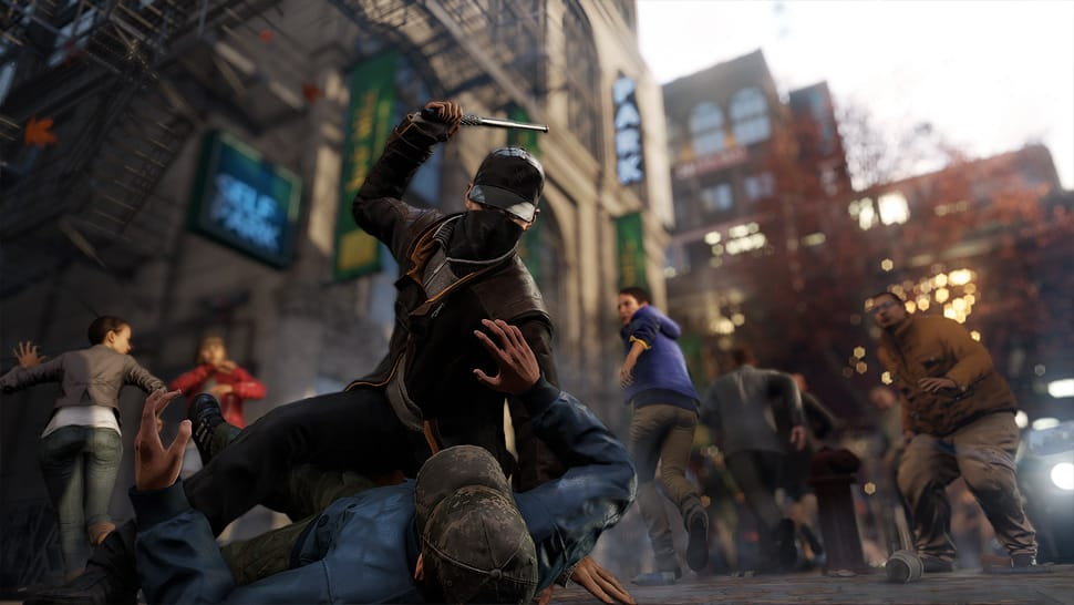 Watch Dogs Screenshot 04