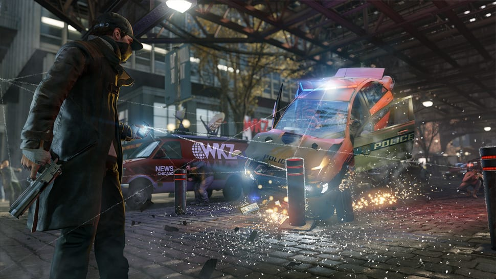 Watch Dogs for PlayStation 4, Xbox one, playStation 3, Xbox 360, PC and Wii U at GAME
