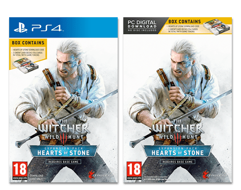 The Witcher 3 Wild Hunt - Hearts of Stone Expansion