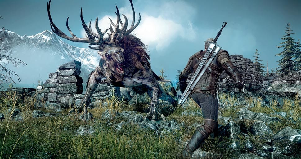 The Witcher 3 Screenshot 01