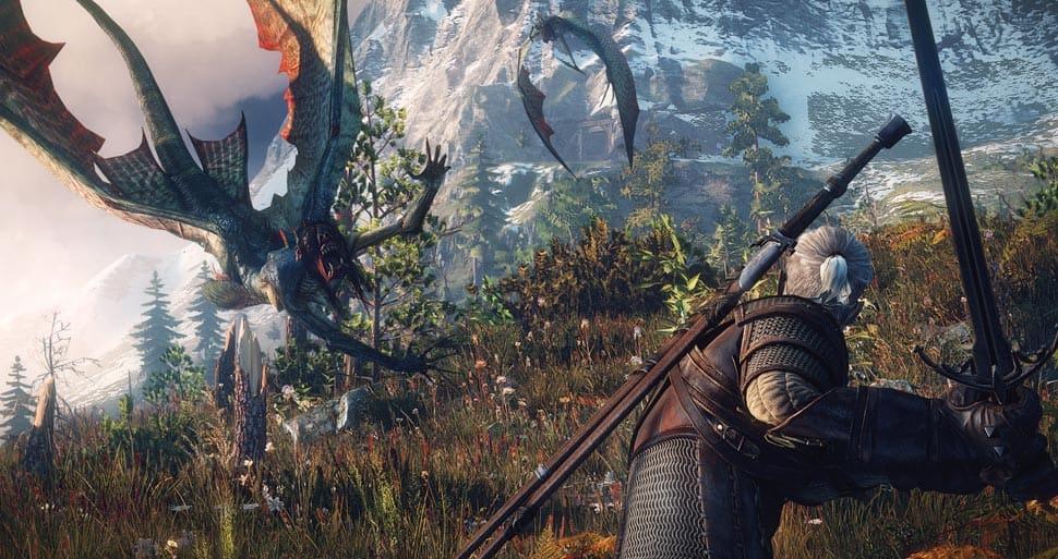 The Witcher 3 Screenshot 01