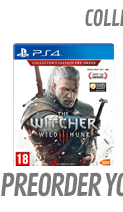 The Witcher 3: The Wild Hunt - Collector's Edition (Xbox One)