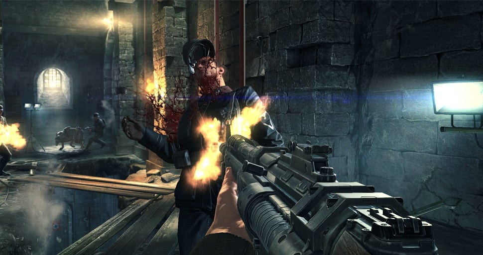 Wolfenstein: The New Order Screenshot 01