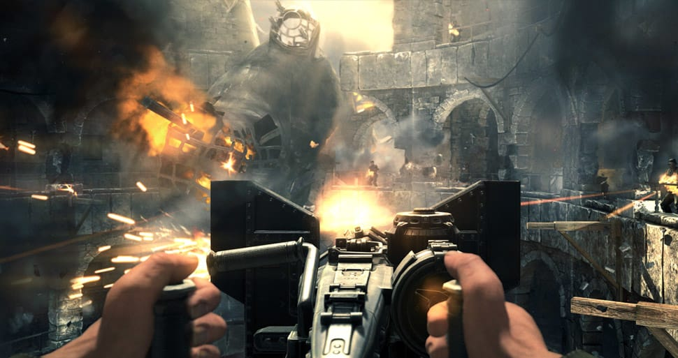 Wolfenstein: The New Order Screenshot 02