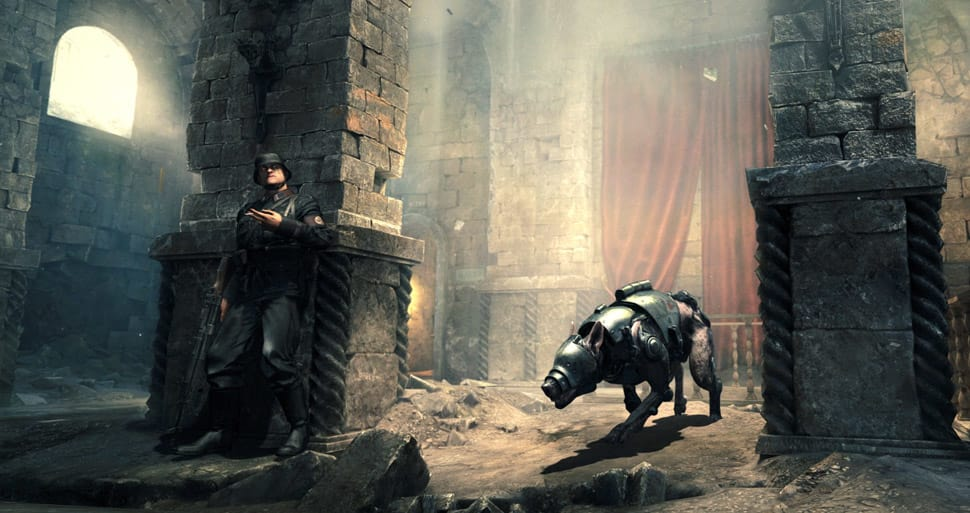 Wolfenstein: The New Order Screenshot 08
