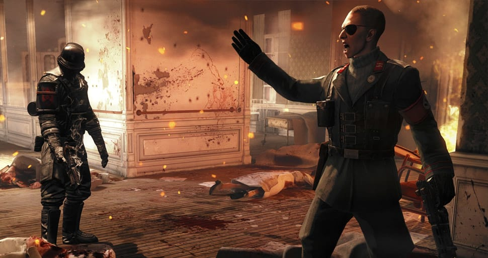 Wolfenstein: The New Order Screenshot 09