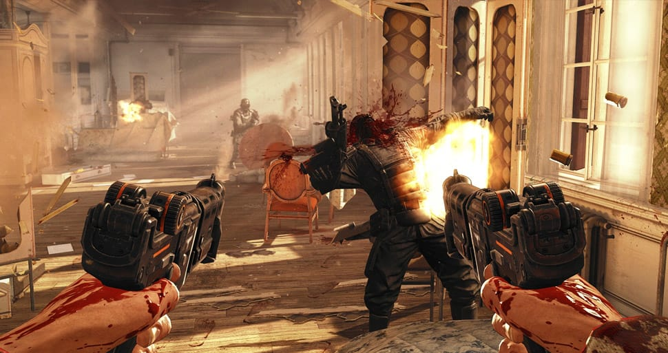Wolfenstein: The New Order Screenshot 10