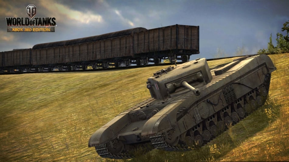World of Tanks Screenshot 01