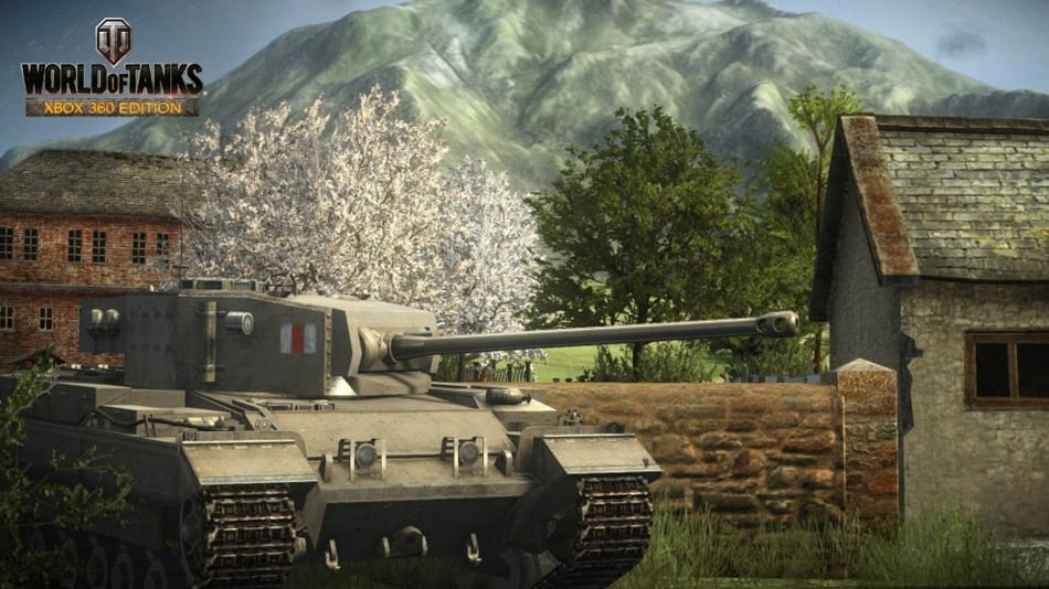World of Tanks Screenshot 02