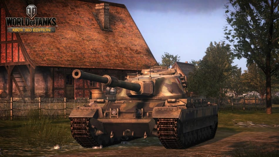 World of Tanks Screenshot 03