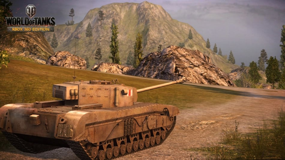 World of Tanks Screenshot 04