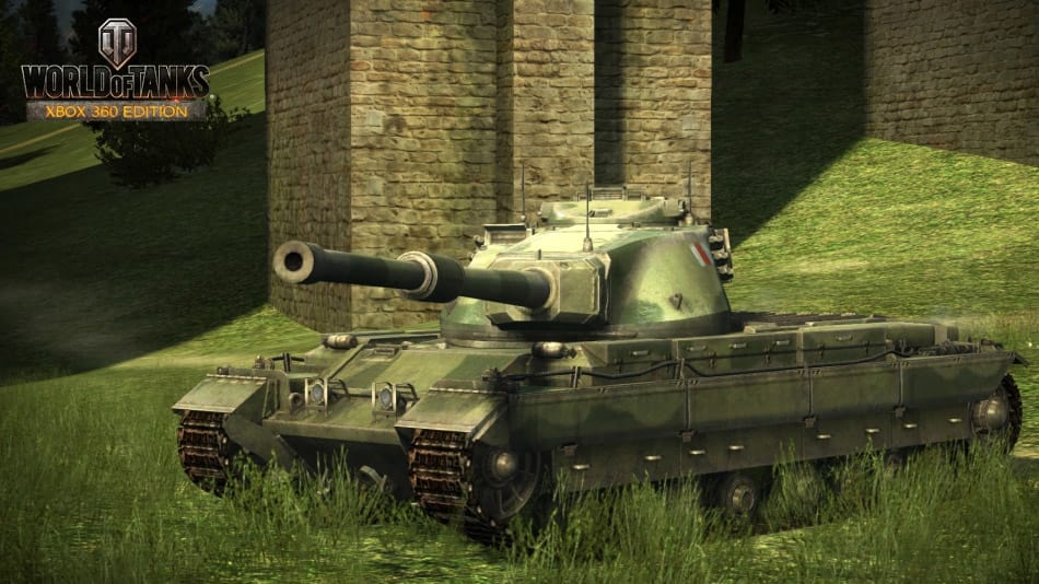 World of Tanks Screenshot 05