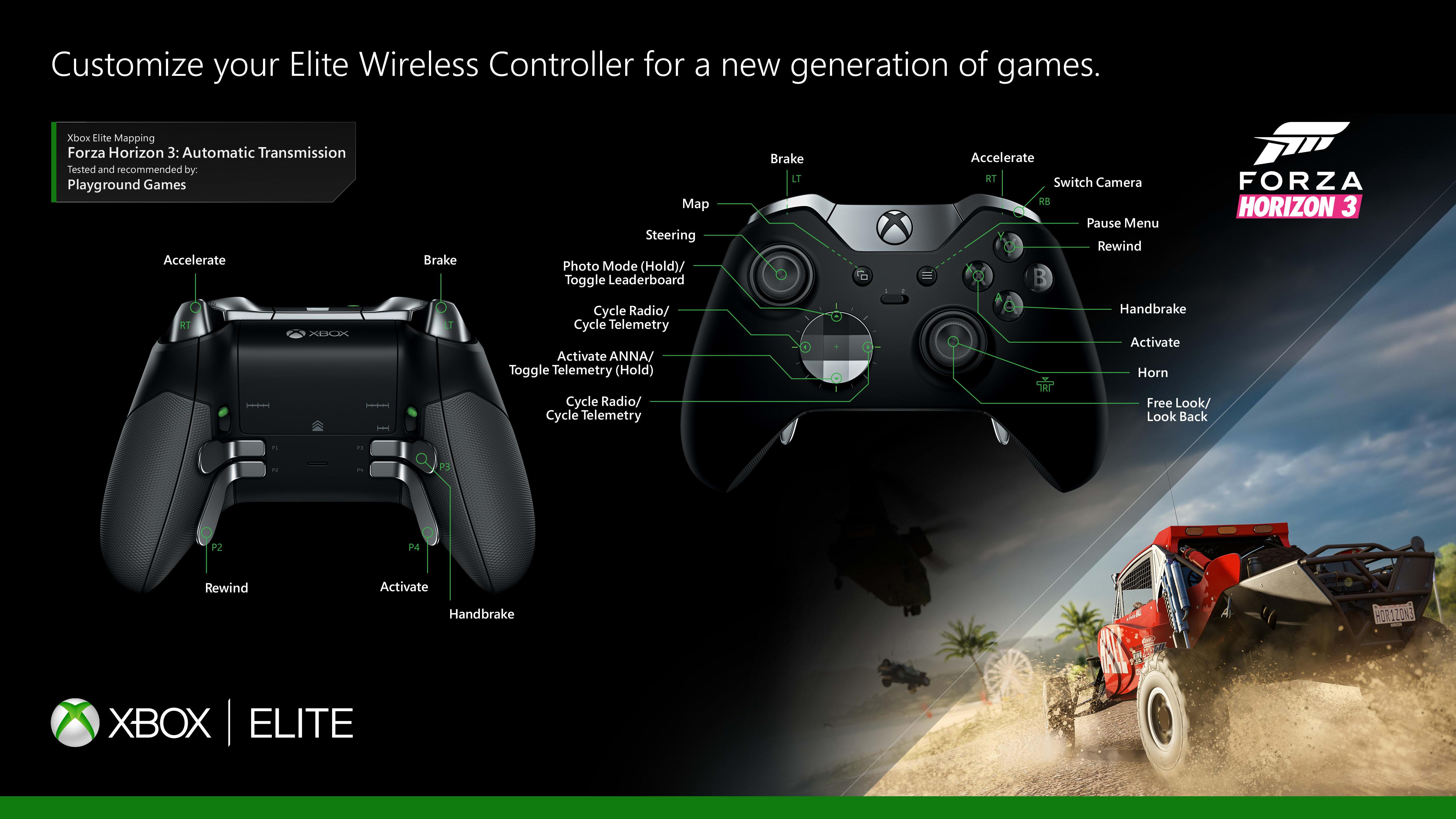 GAME - Xbox Elite