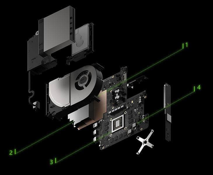 Xbox One X deconstructed