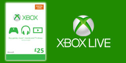 Xbox Live £25 Credit
