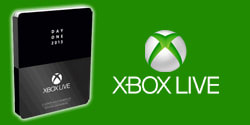 Xbox Live 12 Month Day One Edition Gold Membership
