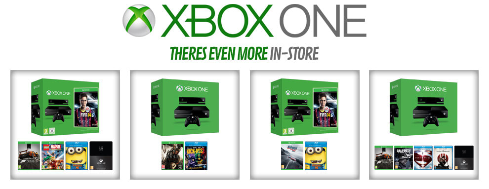 Xbox One - Theres More In-Store!