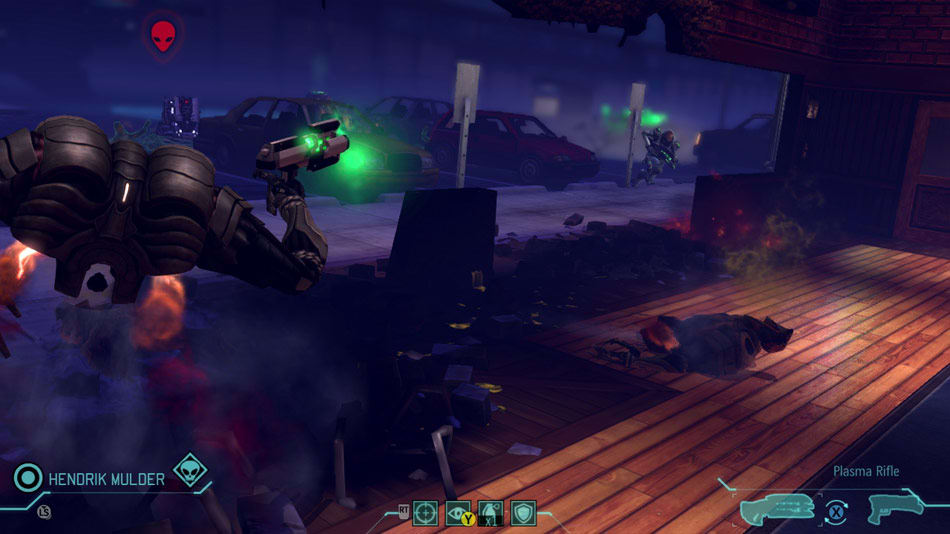 Xcom: Enemy Unknown Screenshot 02