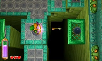 Legend of Zelda A Link Between Worlds Review for Nintendo 3DS at GAME