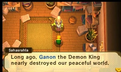 The Legend of Zelda: A Link Between Worlds Screenshot 05