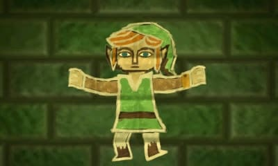 The Legend of Zelda: A Link Between Worlds Screenshot 07