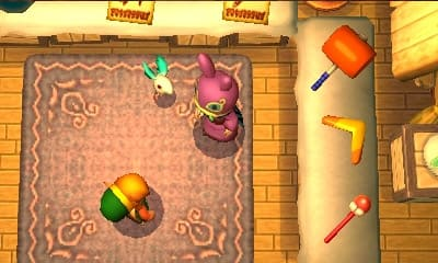 The Legend of Zelda: A Link Between Worlds Screenshot 09