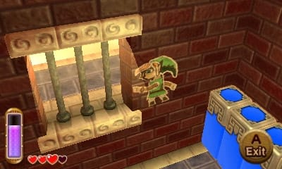 The Legend of Zelda: A Link Between Worlds on 3DS at GAME